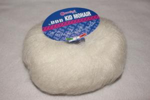 Kid Mohair 7800 молочный